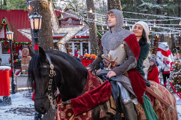 'The Knight Before Christmas'