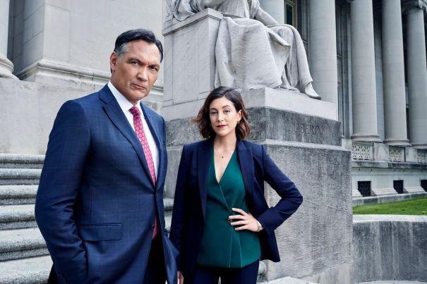 'Bluff City Law' - Season Finale
