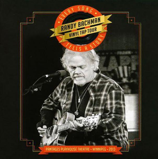 'Randy Bachman's Vinyl Tap with Randy Bachman'