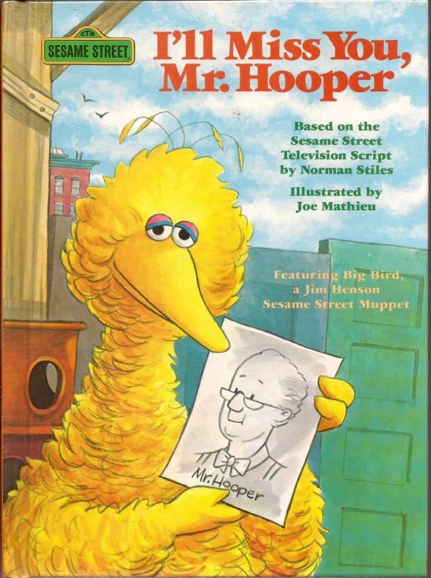 Mr. Hooper Dies