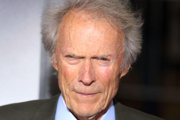 Clint Eastwood - David Buchan/Shutterstock