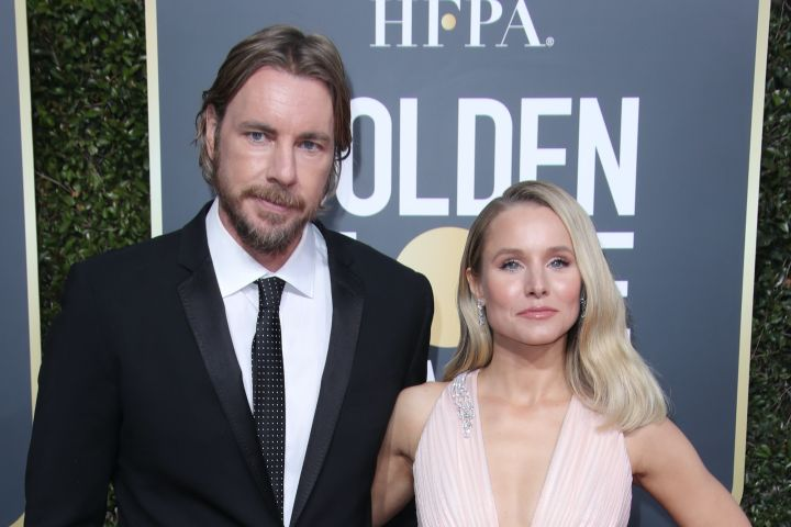 Dax Shepard and Kristen Bell. Photo: Matt Baron/BEI/Shutterstock
