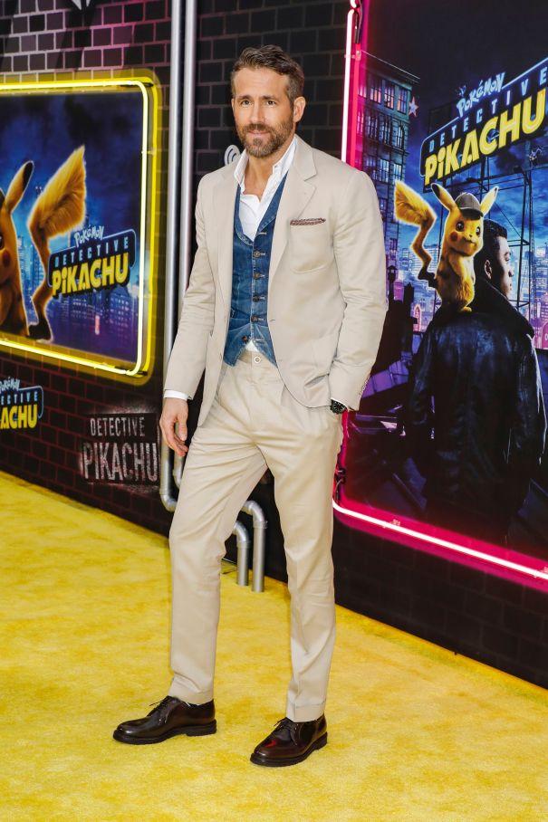 Ryan Reynolds, 2019