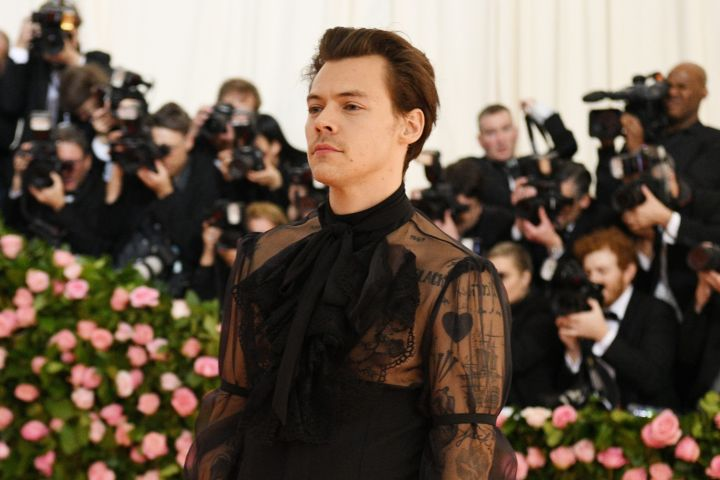 Harry Styles. Photo: Richard Young/Shutterstock