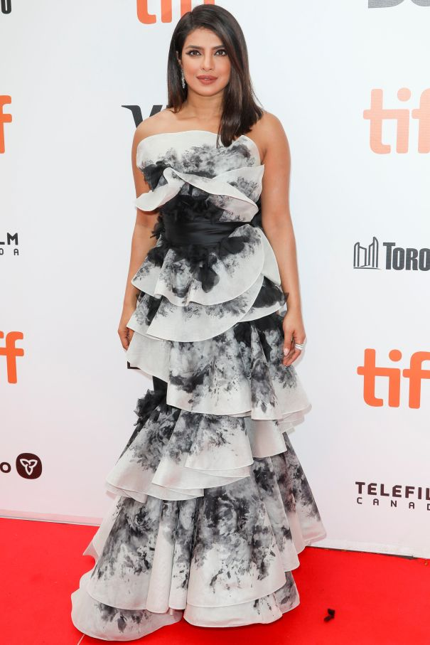 Priyanka Chopra, 2019