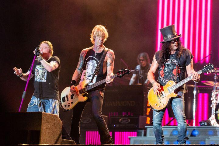 Guns N' Roses - Shutterstock