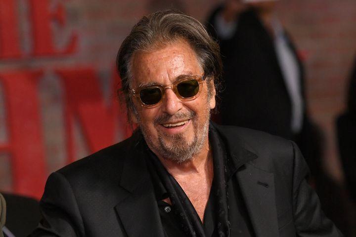 Al Pacino. Photo: Rob Latour/Shutterstock