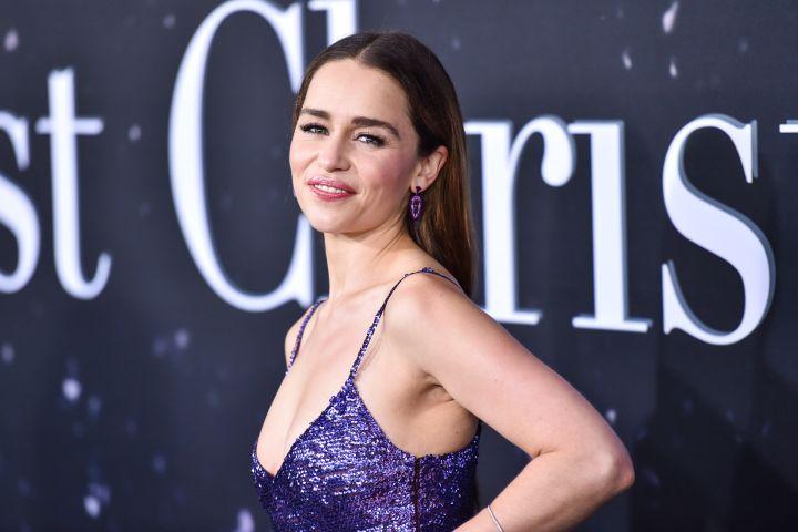 Emilia Clarke - Stephen Lovekin/Shutterstock