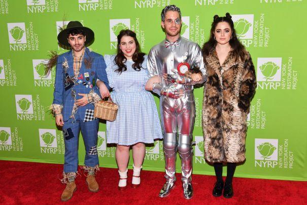 Ben Platt And His 'Wizard Of Oz' Friends
