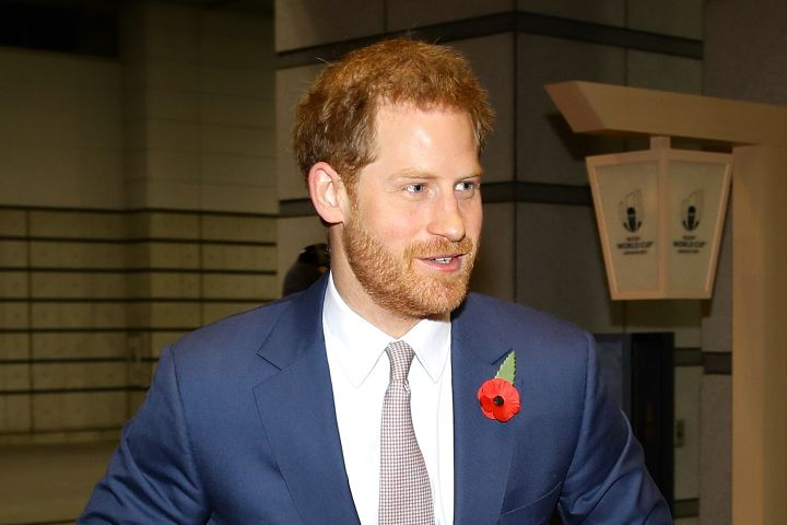 Prince Harry. Photo: Shutterstock