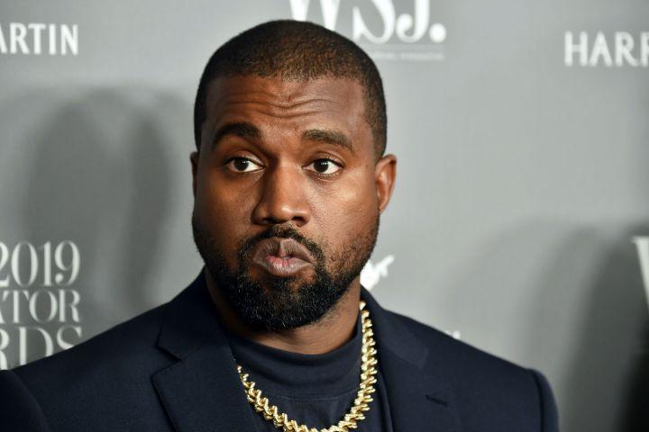 Kanye West. Photo: Stephen Lovekin/Shutterstock