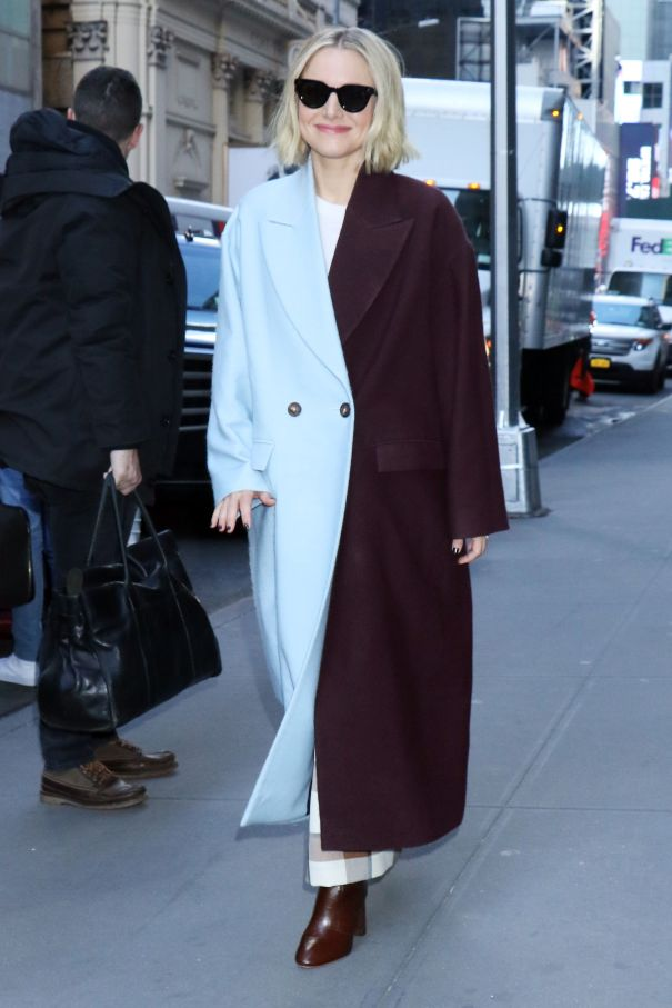 Two-Toned Trench