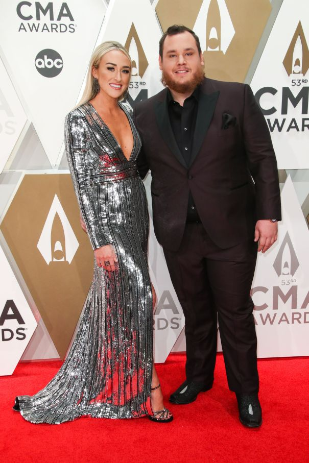 Luke Combs & Nicole Hocking