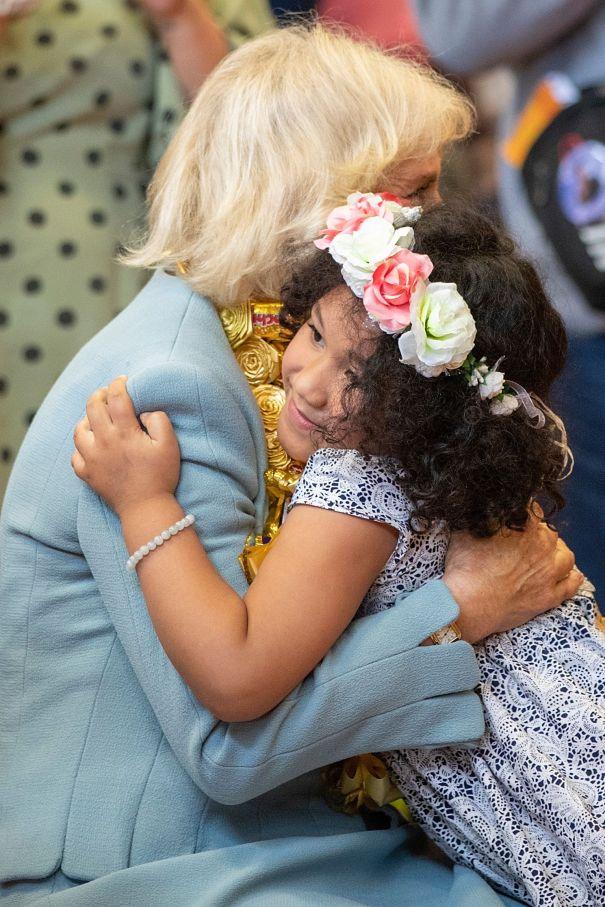 Hugs For Camilla