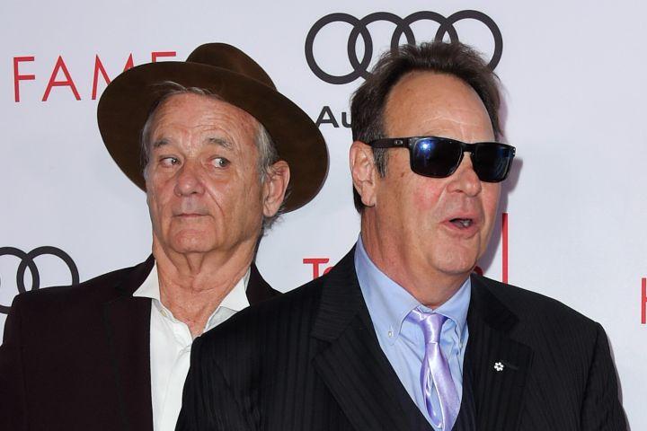 Bill Murray, Dan Aykroyd - Stewart Cook/Variety/Shutterstock
