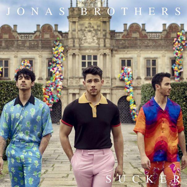 'Sucker' - Jonas Brothers