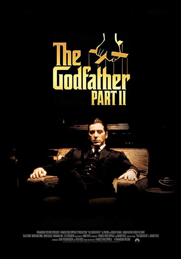 #5 – 'The Godfather: Part II'