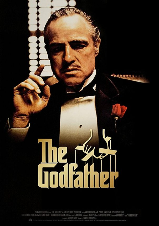 #1 – 'The Godfather'