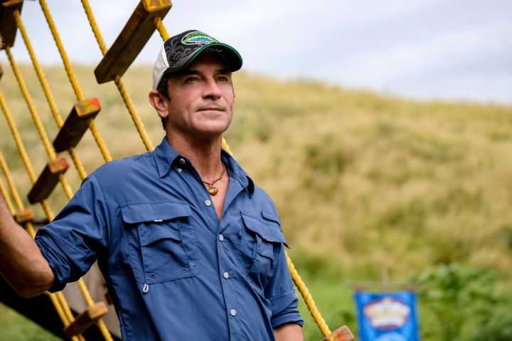 Jeff Probst. Photo: Timothy Kuratek/CBS Entertainment