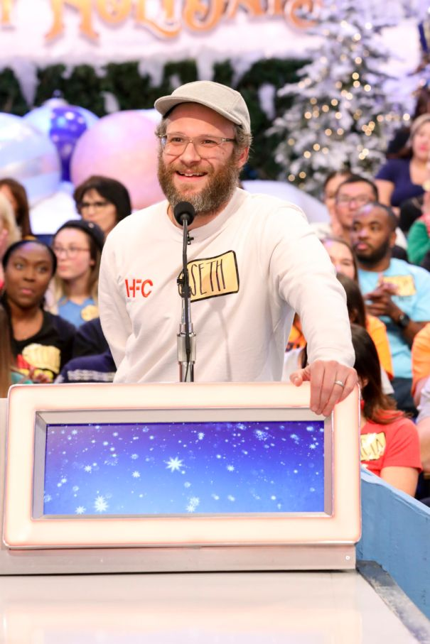 'The Price Is Right At Night: A Holiday Extravaganza with Seth rRgen