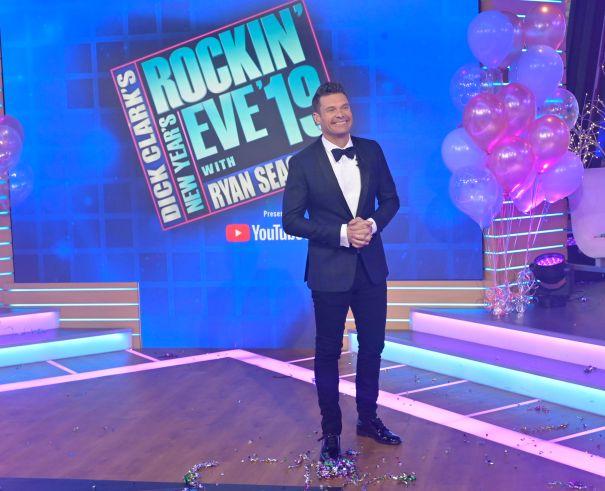'Dick Clark's Rockin' New Year's Eve with Ryan Seacrest'