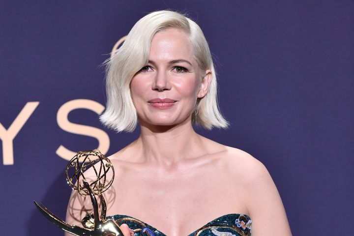 Michelle Williams. Photo: CP Images
