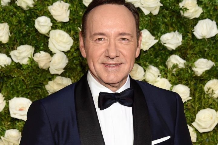 Kevin Spacey. Photo by Evan Agostini/Invision/AP, File