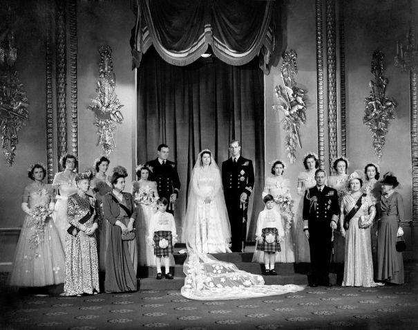 Royal Wedding Portrait