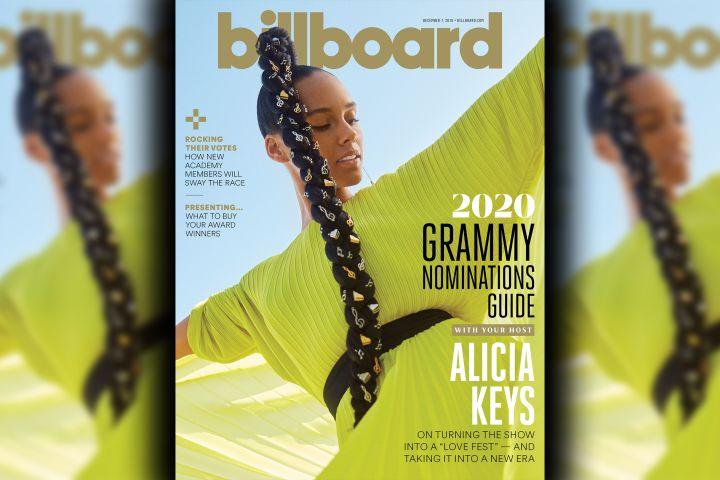 Alicia Keys. Photo: Billboard