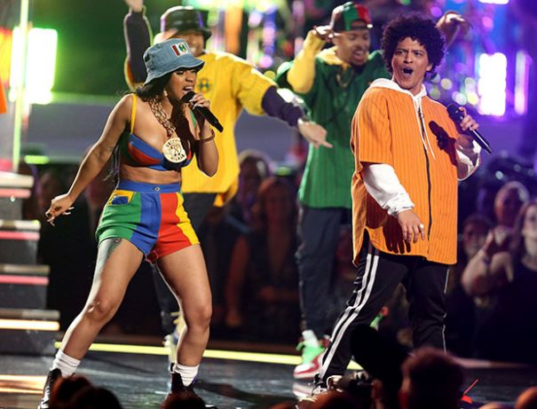 'Tease Me' by Cardi B and Bruno Mars