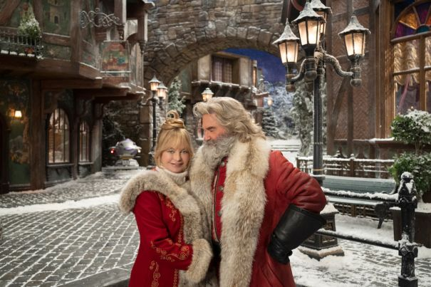 Goldie Hawn Joins Kurt Russell For 'The Christmas Chronicles 2'