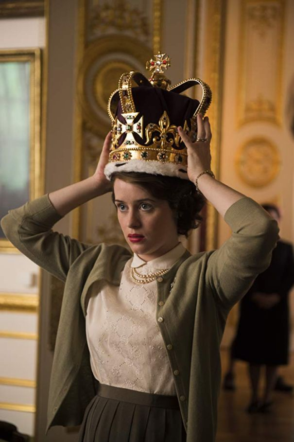 'The Crown' 2016-2017