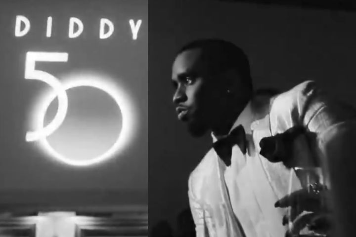 Diddy. Photo: Twitter/Diddy