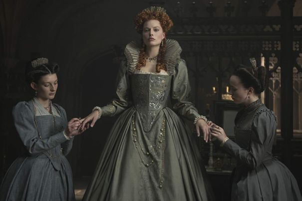 'Mary Queen Of Scots'-2018