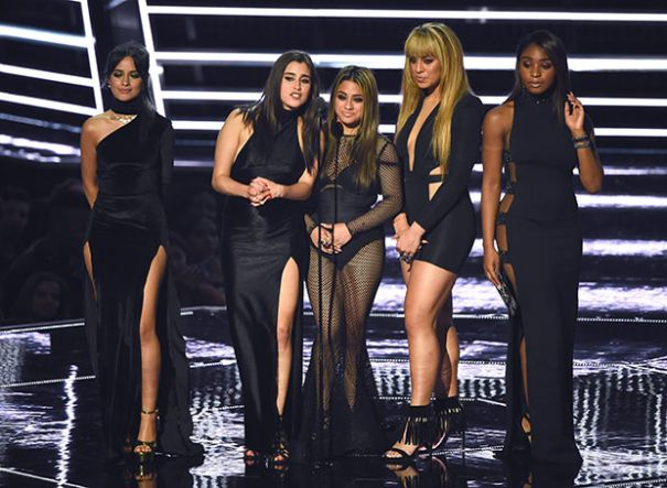 Camila, Lauren, Ally, Dinah, and Normani