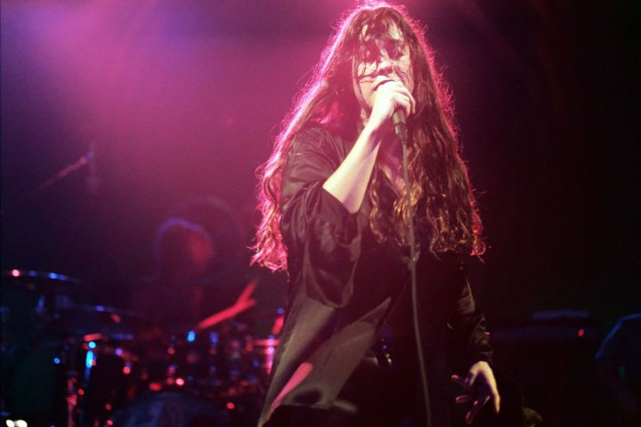 Alanis Morissette - Getty Images