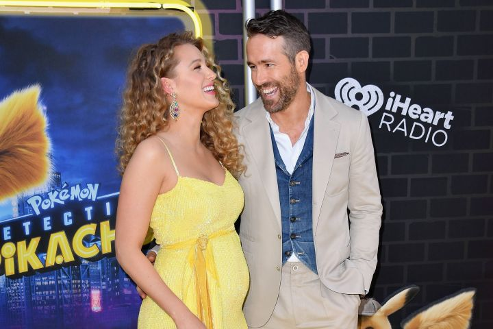 Blake Lively, Ryan Reynolds. Photo: ANGELA WEISS/AFP via Getty Images