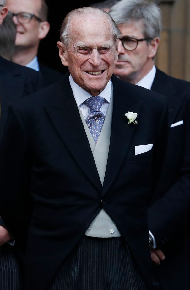 May 2017: Prince Philip Retires From Royal Duties