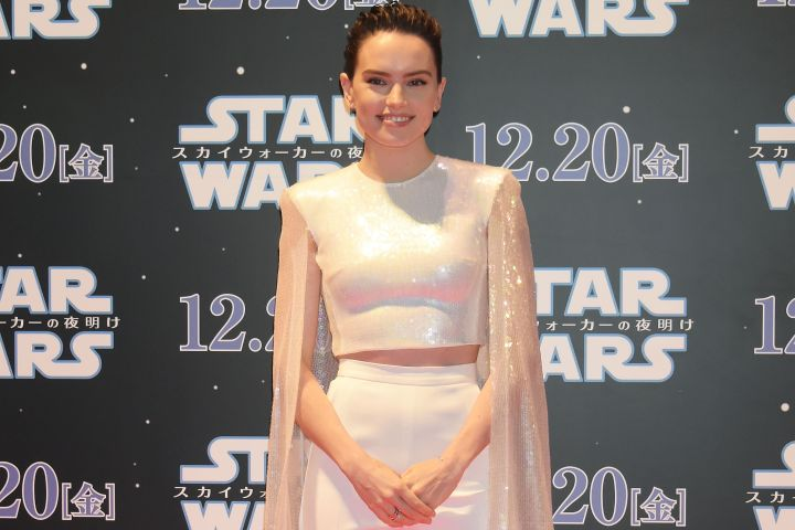 Daisy Ridley - Getty Images