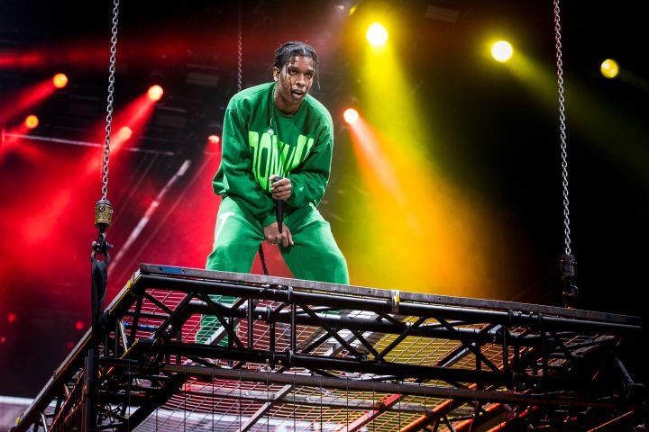A$AP Rocky - Michael Campanella/Redferns