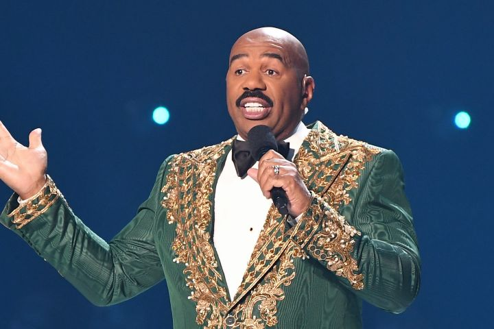 Steve Harvey. Photo: Paras Griffin/Getty Images