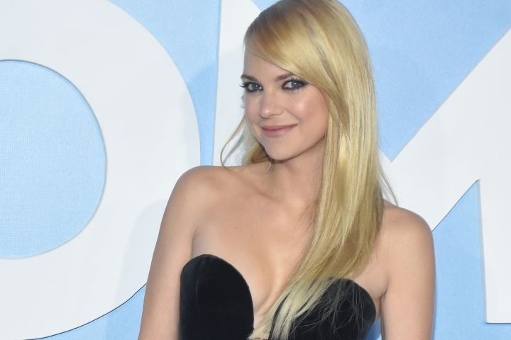 Anna Faris - Getty Images