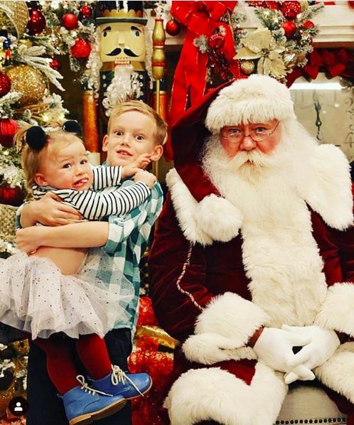 Big Brother Saves Christmas