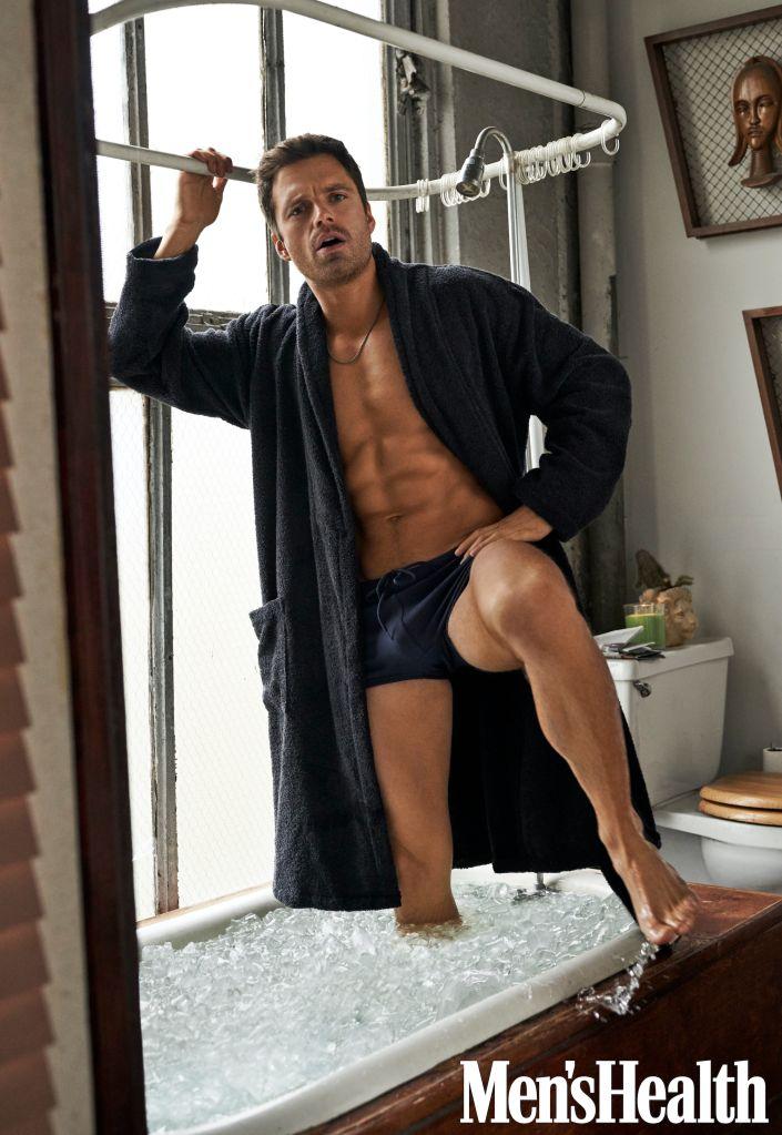 Sebastian Stan. Photo: Carter Smith for Men's Health
