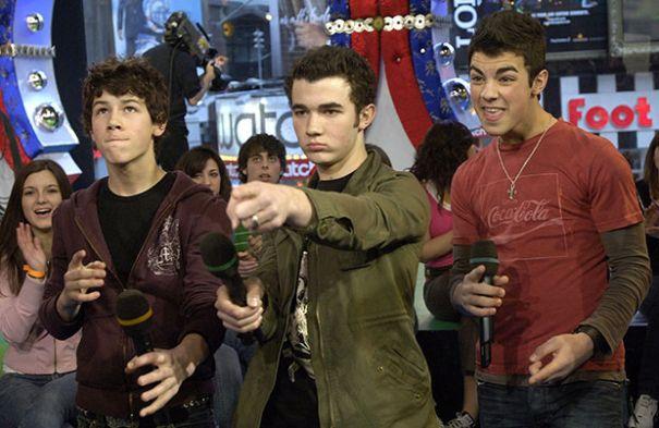 Nick, Kevin, and Joe