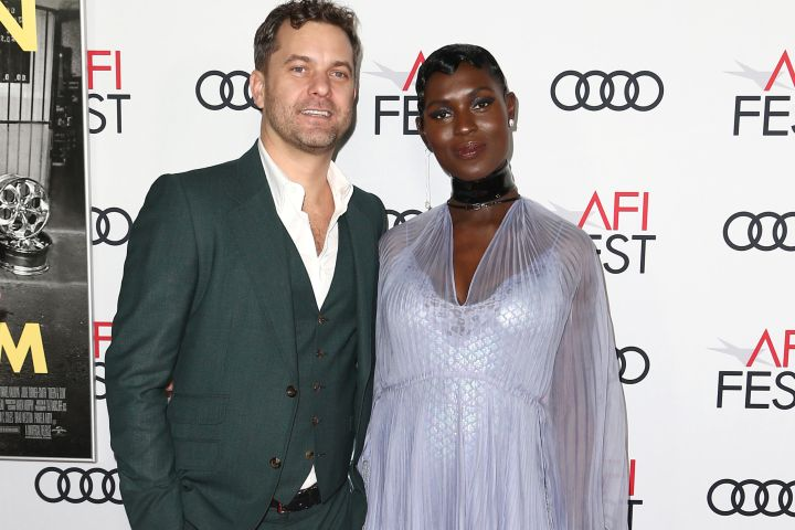 Joshua Jackson and Jodie Turner-Smith - Getty Images