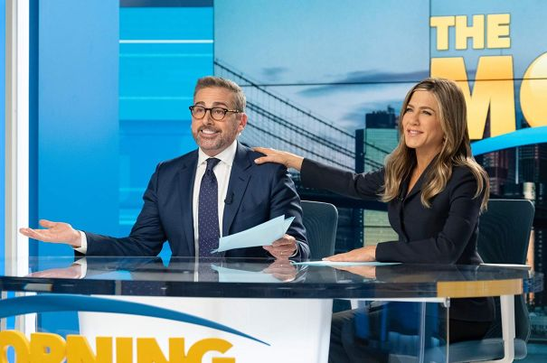 Surprise: Billy Crudup And Steve Carell, 'The Morning Show'