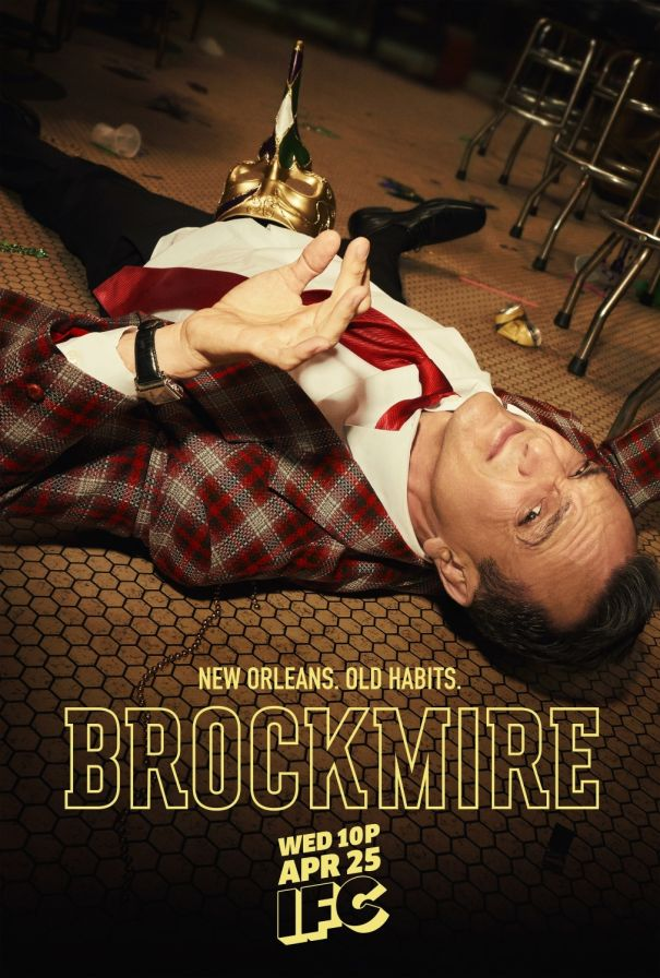 Cancelled: 'Brockmire'