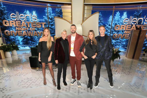 'Ellen's Greatest Night of Giveaways'