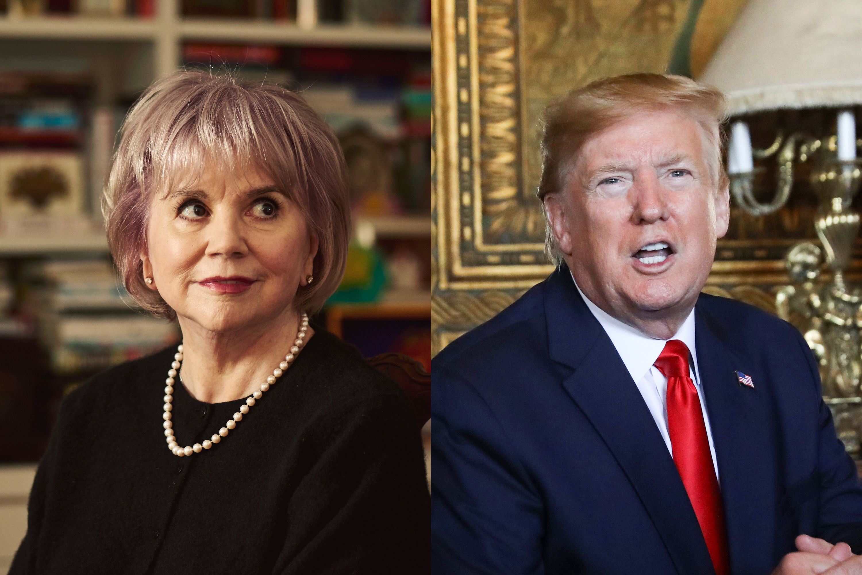 Linda Ronstadt Says Donald Trump Administration Is Like Nazi Germany ETCanada com